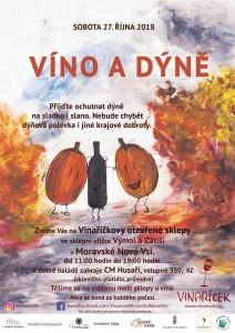 Víno a dýně 2018